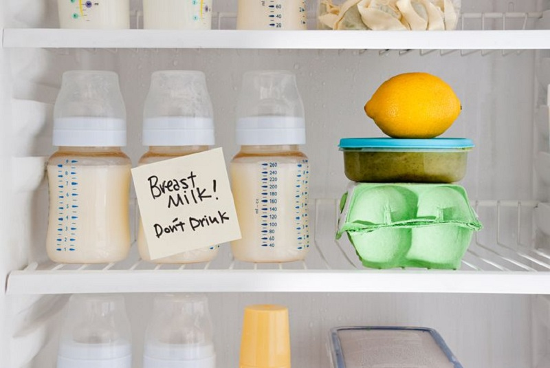 Terms Of Storage Of Breast Milk