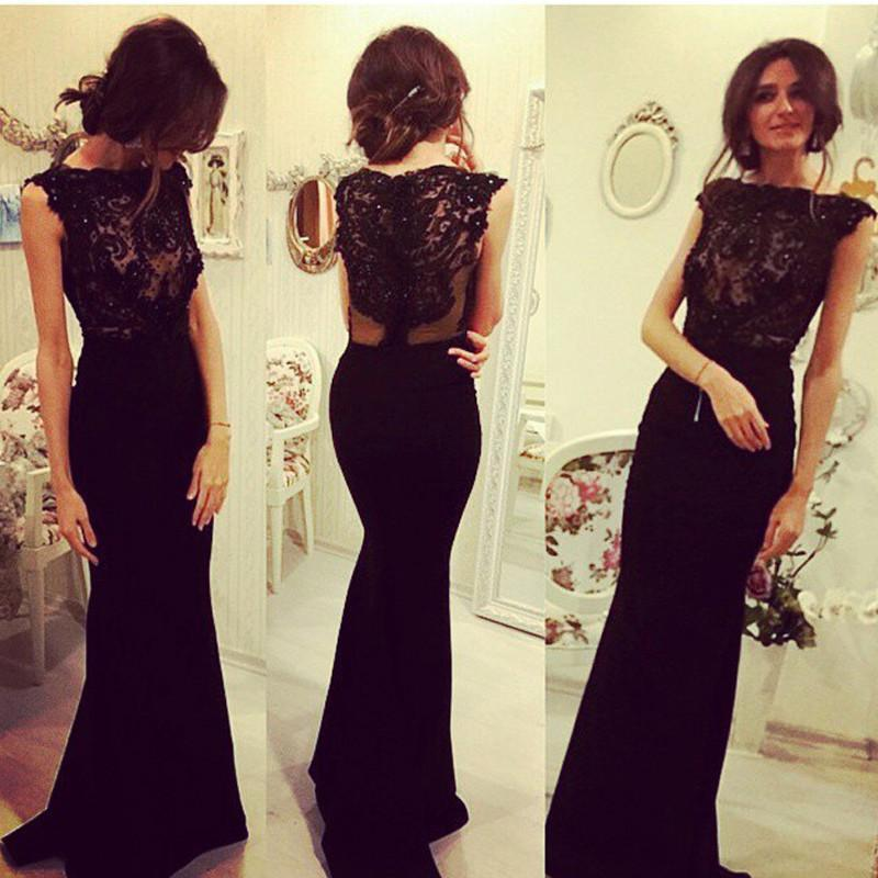Beautiful Black Dress For All Times