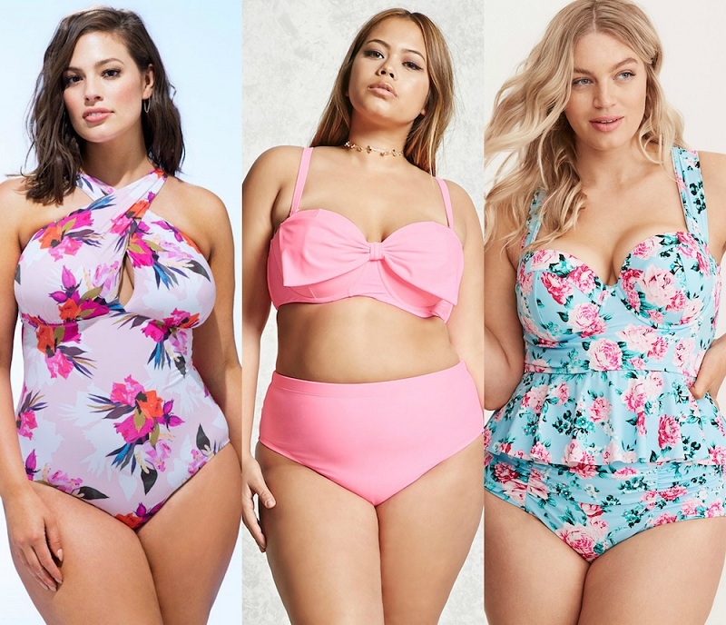 The Most Fashionable Swimwear In 2019!