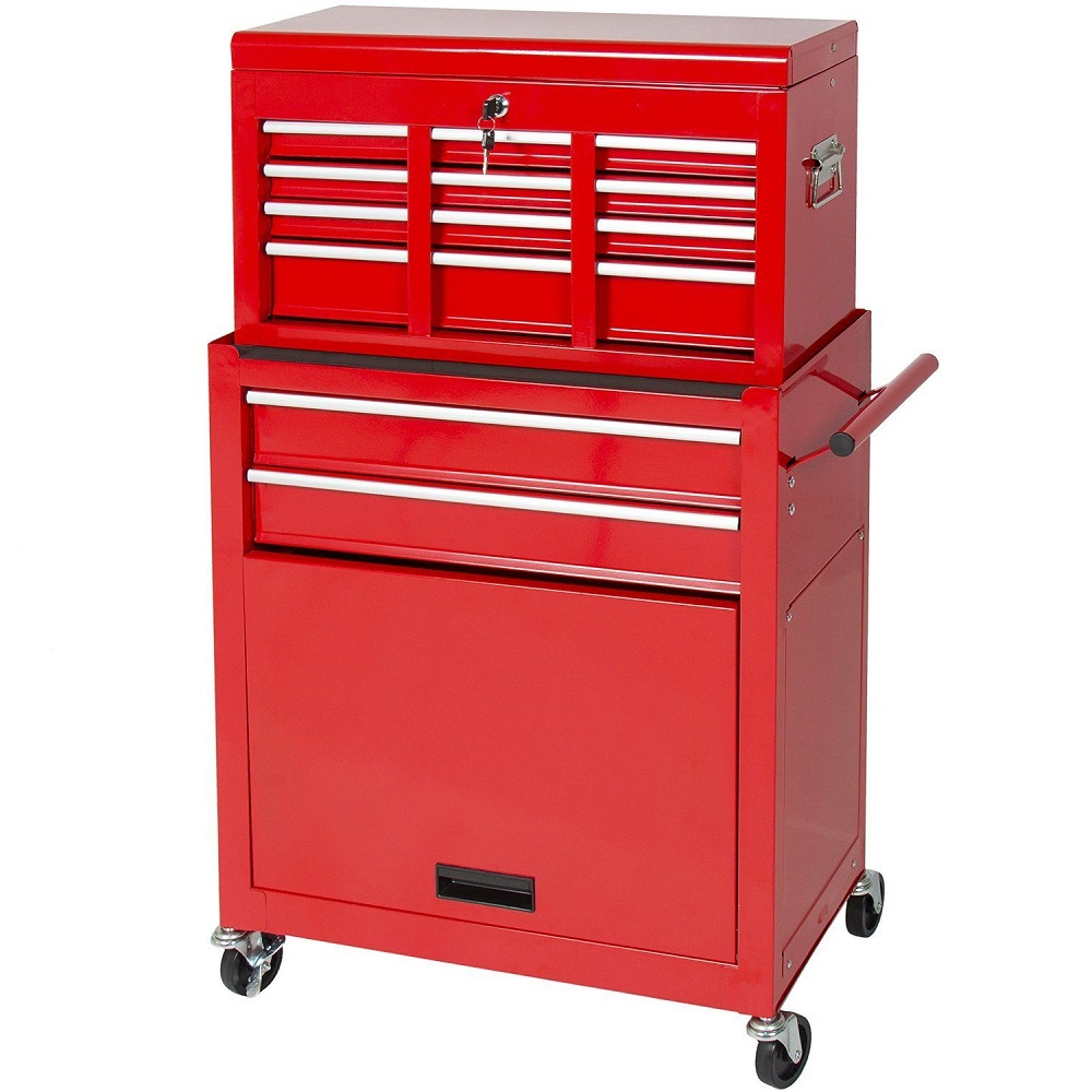 When A Rolling Tool Cart Is the Right Choice