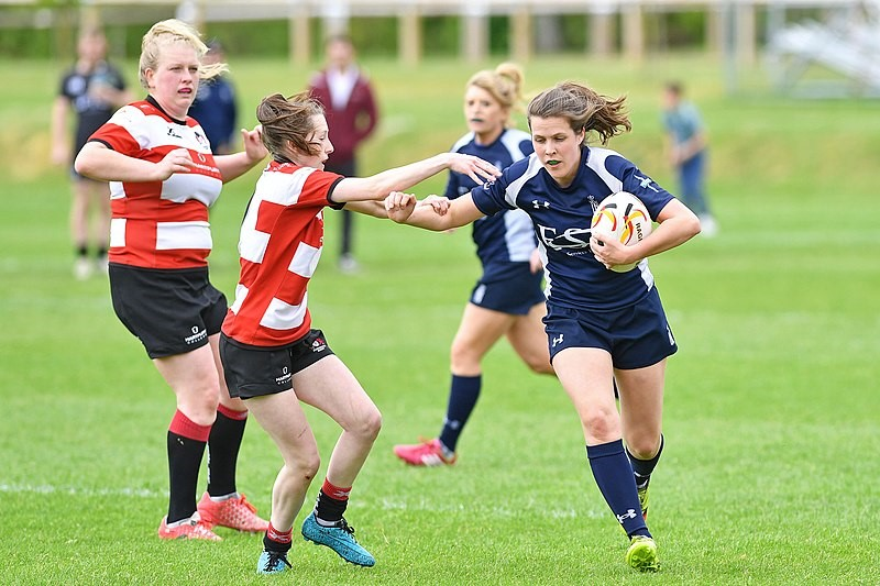 Six reasons why rugby is a great sport for girls