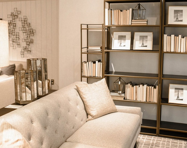 furniture to furnish the house