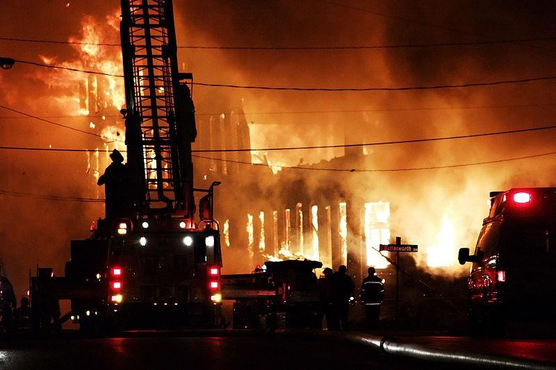 Fires in your factory can be avoided
