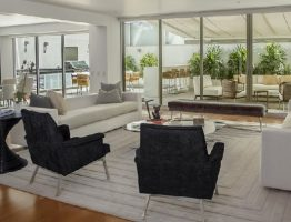 redecorate open spaces