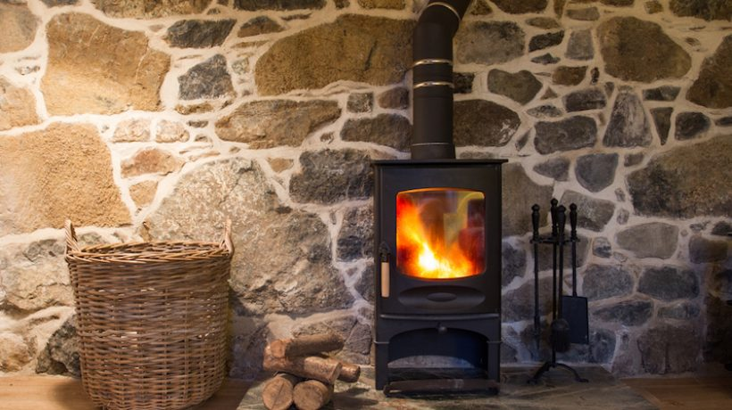 How to Clean a Wood Burning Fireplace