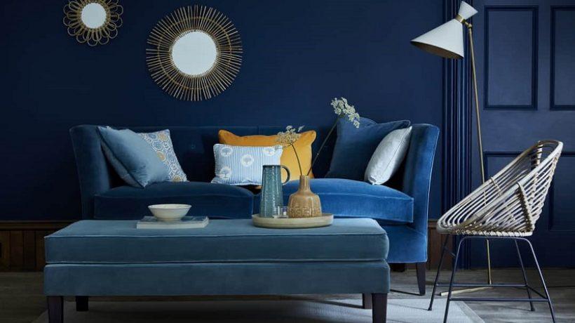 How to clean a velvet sofa